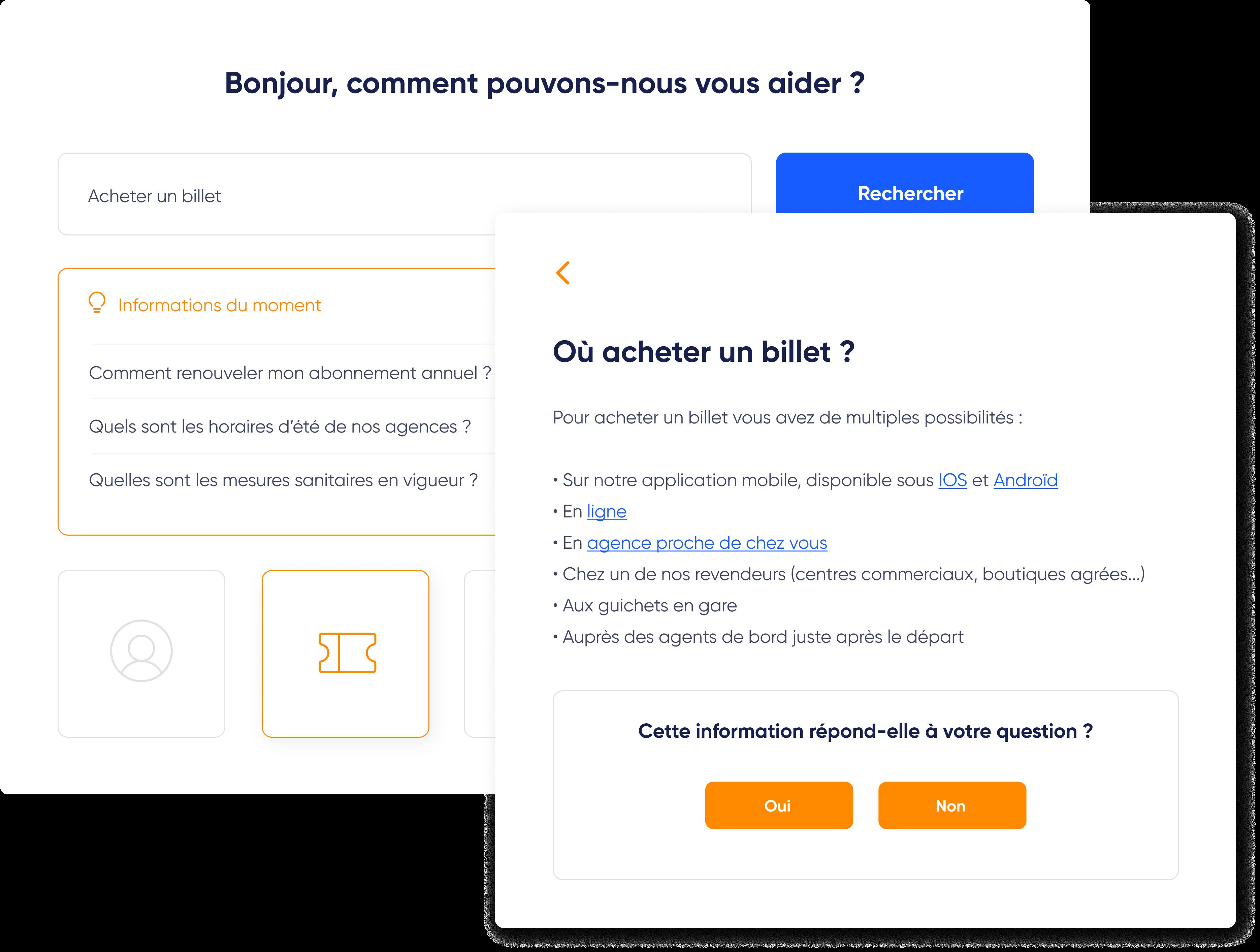 Solution FAQ dynamique Smart FAQ